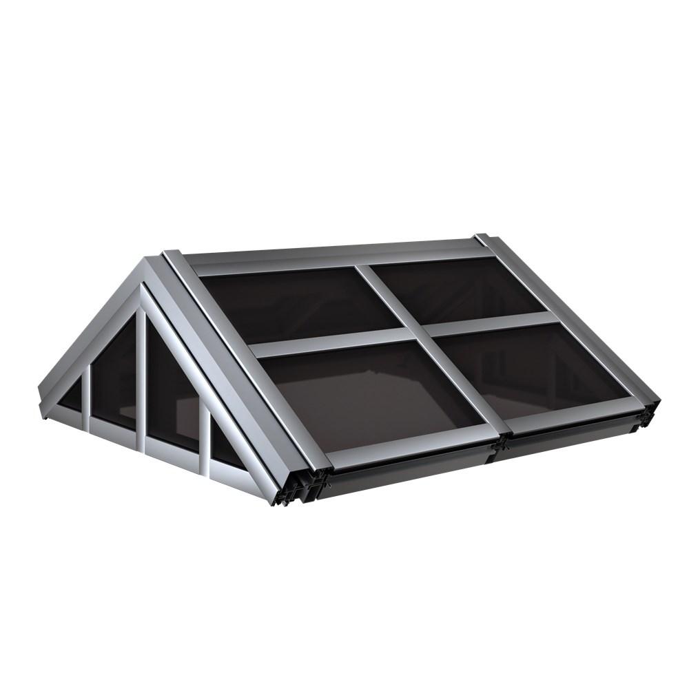 Aluminum Skylight Systems | Sky 60