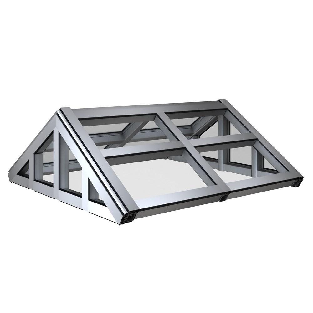 Aluminum Skylight Systems | Sky 70