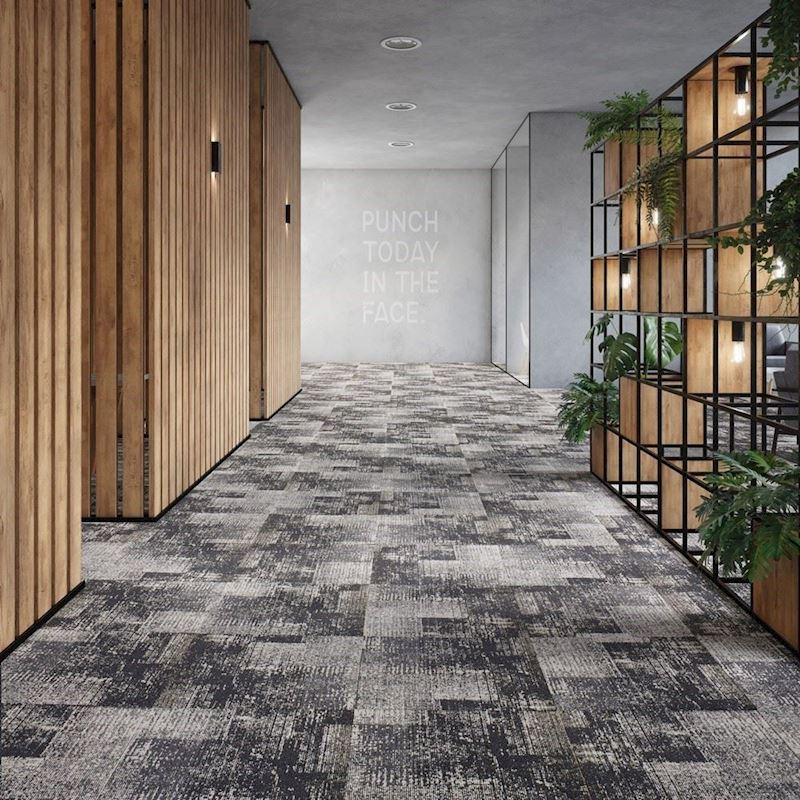 Carpet Tile | Modulyss Dusk