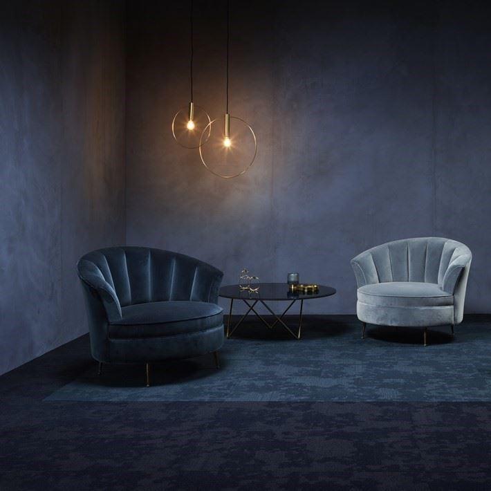 Karo Halı | Modulyss Velvet&
