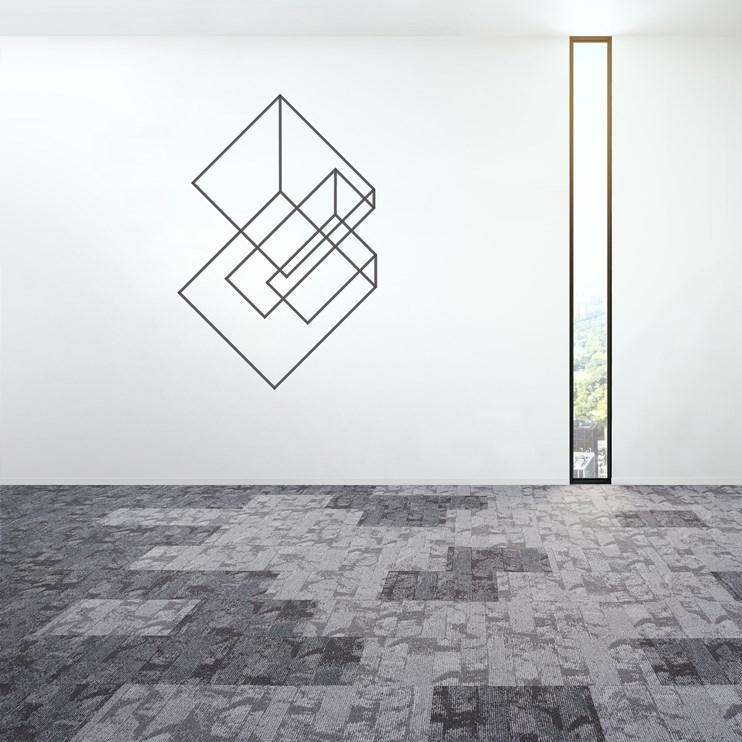 Carpet Tile   Modulyss Txture - 0