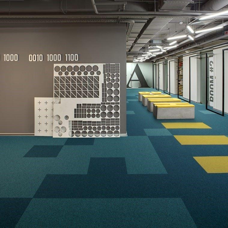 Carpet Tile | Modulyss Millennium Nxtgen