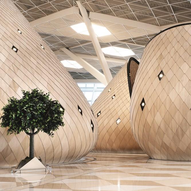 Quartz Based Composite Flooring - 2