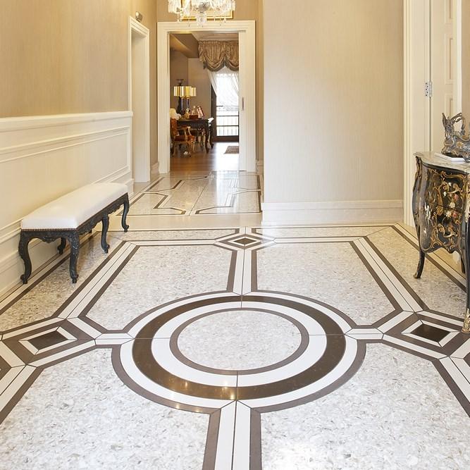 Quartz Based Composite Flooring - 7
