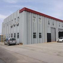 Prefabrik Betonarme Sanayi Yapıları
