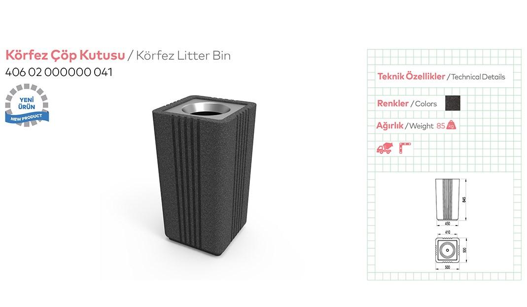 Litter Bins - 0