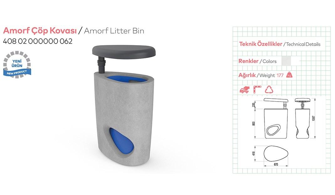 Litter Bins - 1