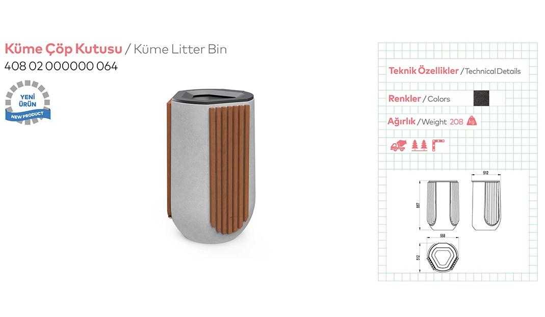 Litter Bins - 4