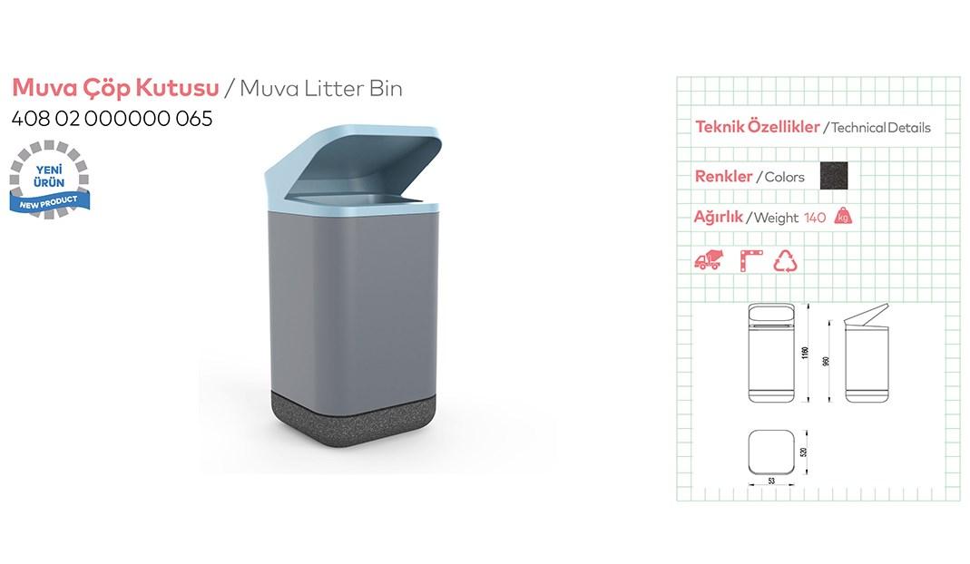 Litter Bins - 6
