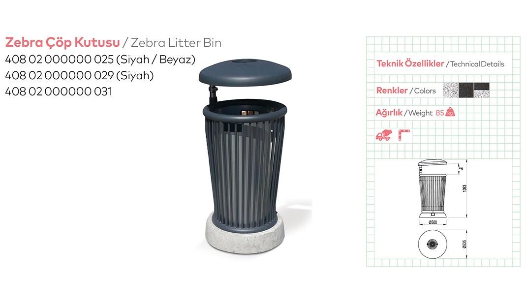 Litter Bins - 11