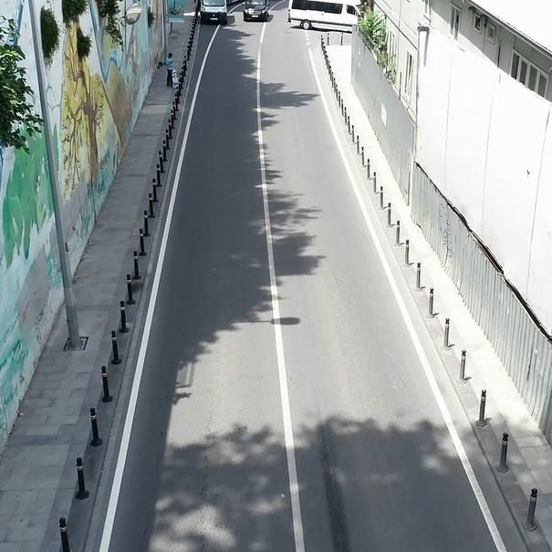 Beyoğlu Yedi Kuyular Caddesi İSTON Tanıtımı