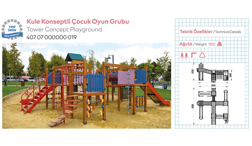 Children Playground Equipments - 0