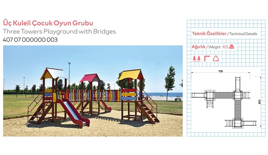 Children Playground Equipments - 3