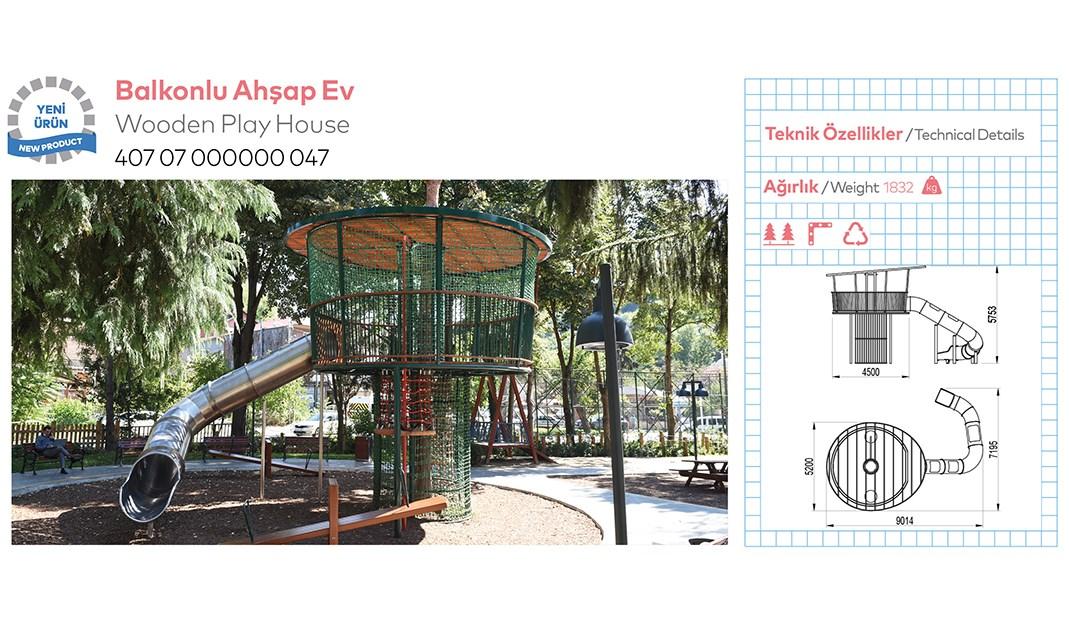 Children Playground Equipments - 6