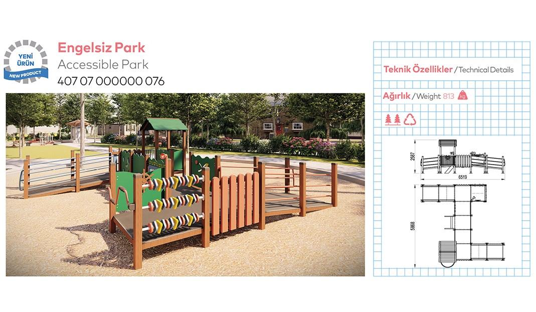 Children Playground Equipments - 8