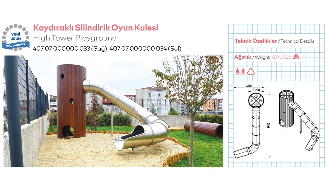 Children Playground Equipments - 9
