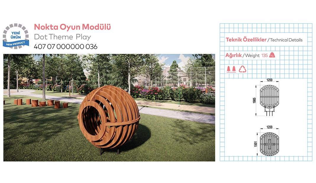 Children Playground Equipments - 12