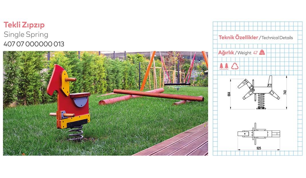 Children Playground Equipments - 24