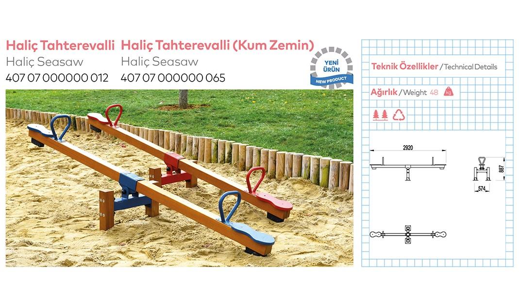 Children Playground Equipments - 28