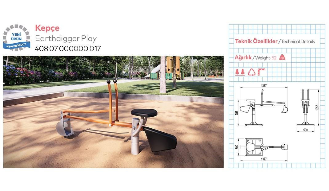 Children Playground Equipments - 35