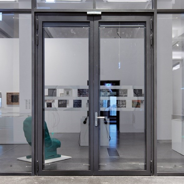 Glass Fire Door and Fire Resistant Glass Partition Wall | Janisol C4 EI60 - EI90 - 2