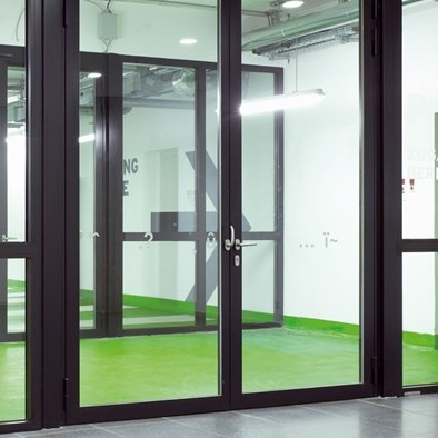Glass Fire Door and Fire Resistant Glass Partition Wall | Janisol C4 EI60 - EI90 - 5