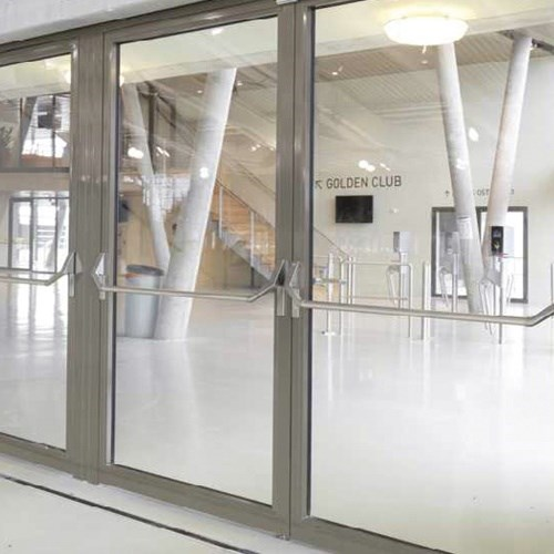 Glass Fire Door and Fire Resistant Glass Partition Wall | Janisol C4 EI60 - EI90 - 8