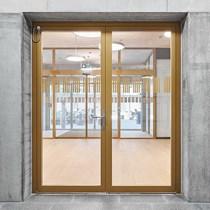 Camlı Yangın Kapısı ve Yangın Dayanıklı Cam Bölme Duvar | Janisol C4 EI60 - EI90