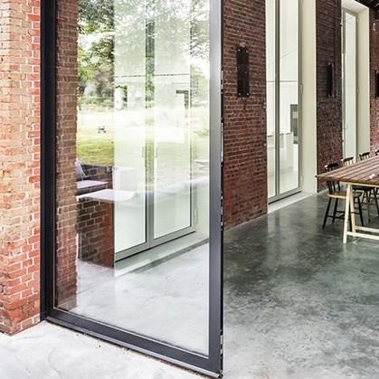 Janisol HI Steel Profile Door - 0