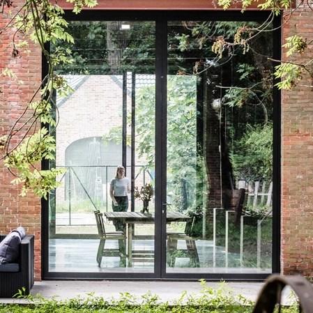 Janisol HI Steel Profile Door - 2