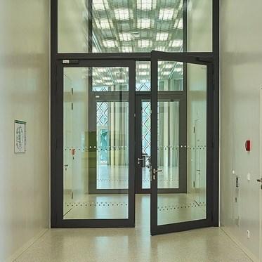 Janisol HI Steel Profile Door - 4