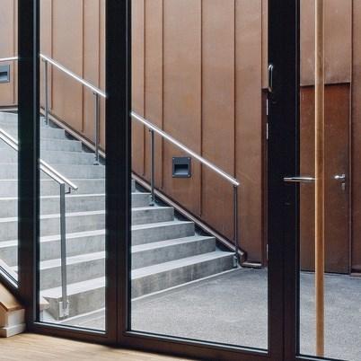Janisol HI Steel Profile Door - 10