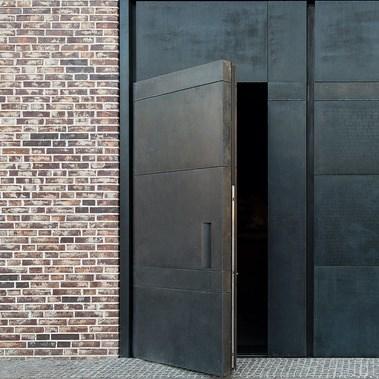 Janisol HI Steel Profile Door - 14