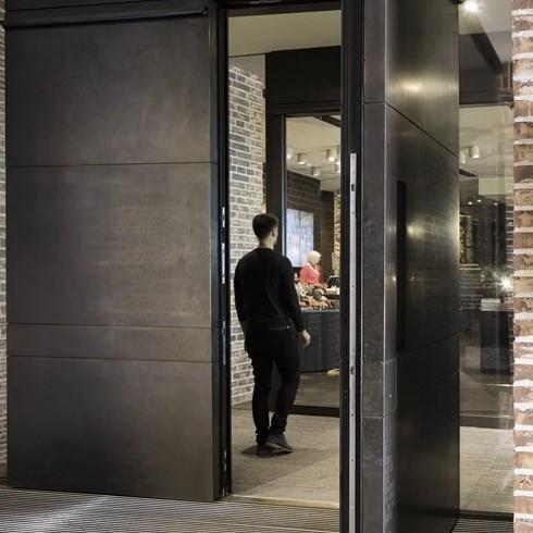 Janisol HI Steel Profile Door - 15