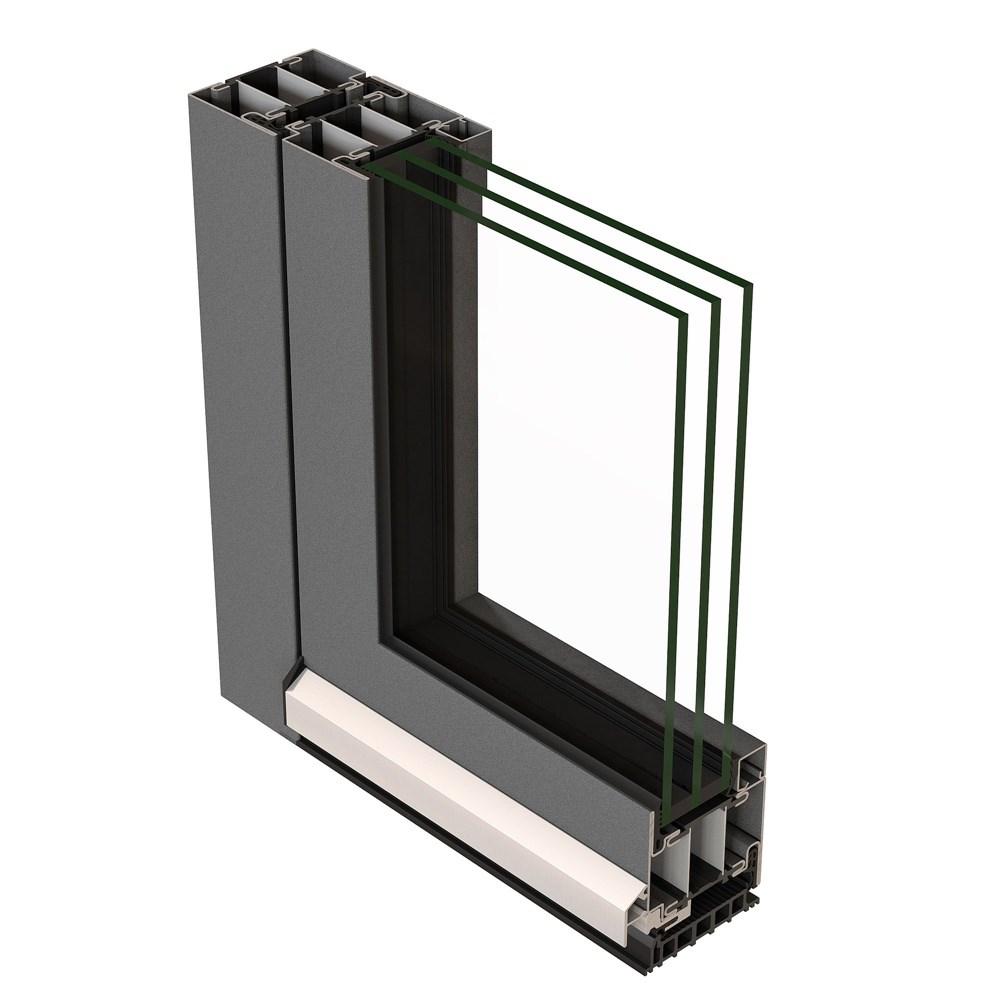 Janisol HI Steel Profile Door - 18