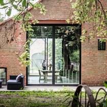 Janisol HI Çelik Profilden Kapı