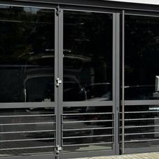Janisol Steel Sliding Folding Door - 16