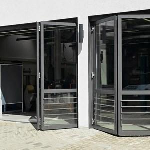 Janisol Steel Sliding Folding Door - 17