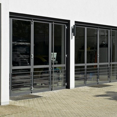 Janisol Steel Sliding Folding Door - 18