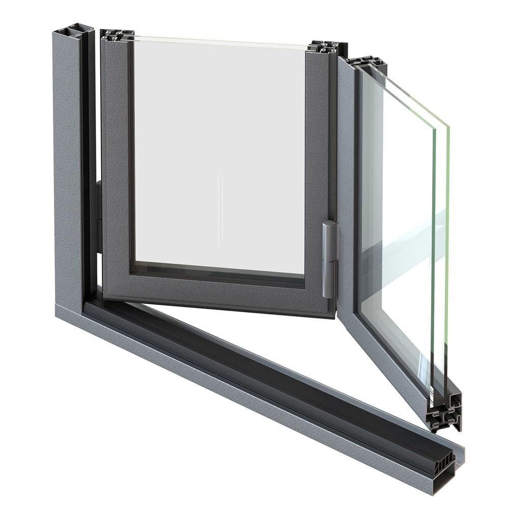 Janisol Steel Sliding Folding Door - 20
