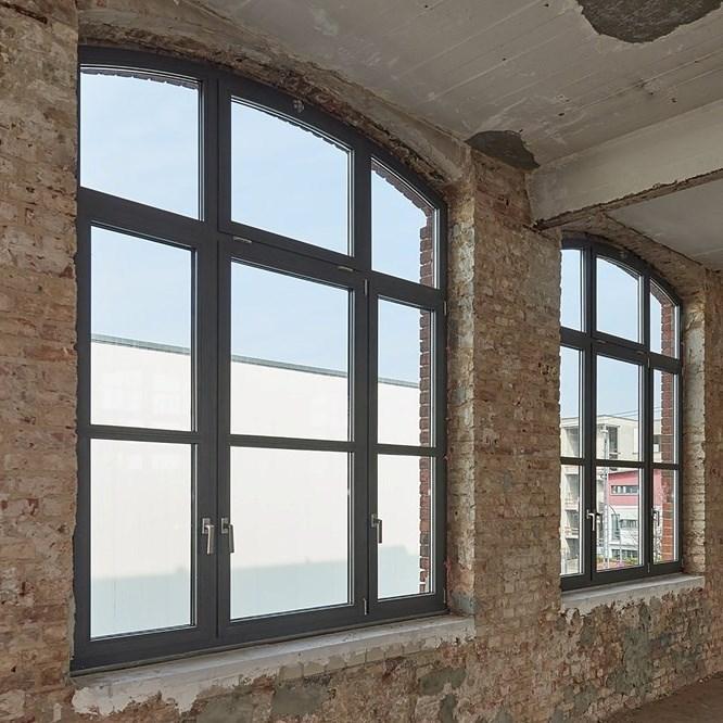 Janisol Çelik ve Paslanmaz Çelik Pencere - 3