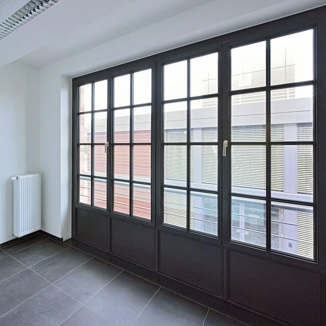 Janisol Çelik ve Paslanmaz Çelik Pencere - 7