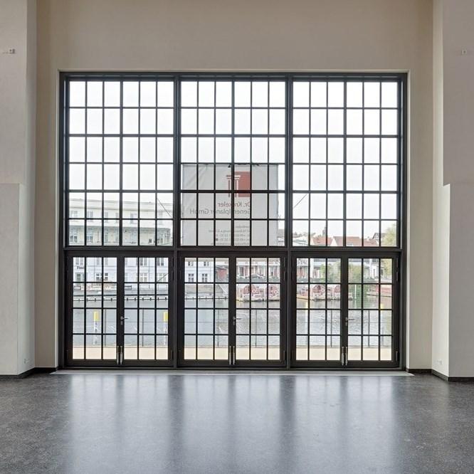 Janisol Çelik ve Paslanmaz Çelik Pencere - 8
