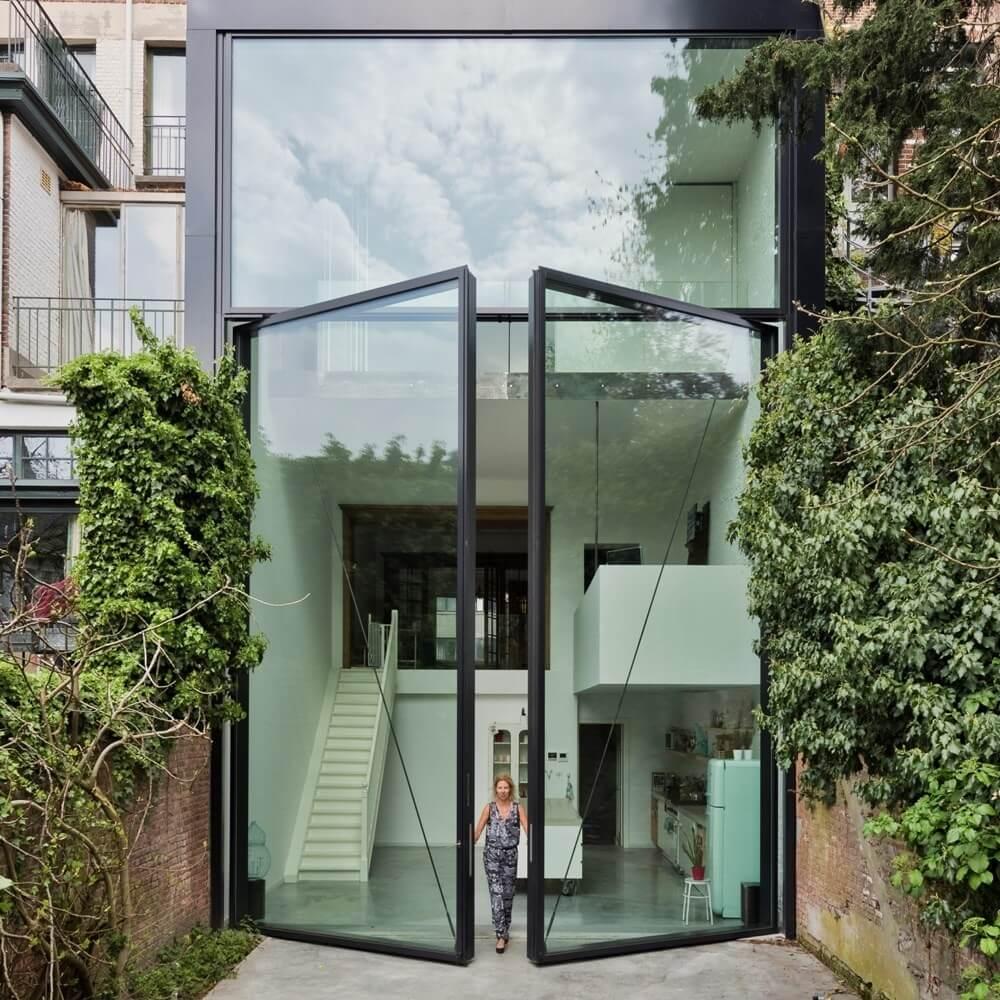 VISS Facade Door