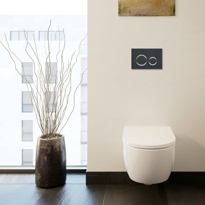 Concealed Cistern Control Cover | Sigma21 - 1