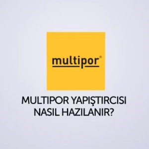 How to Prepare Multipor Adhesive?