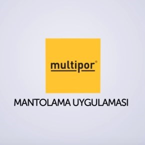 Multipor Cladding Application