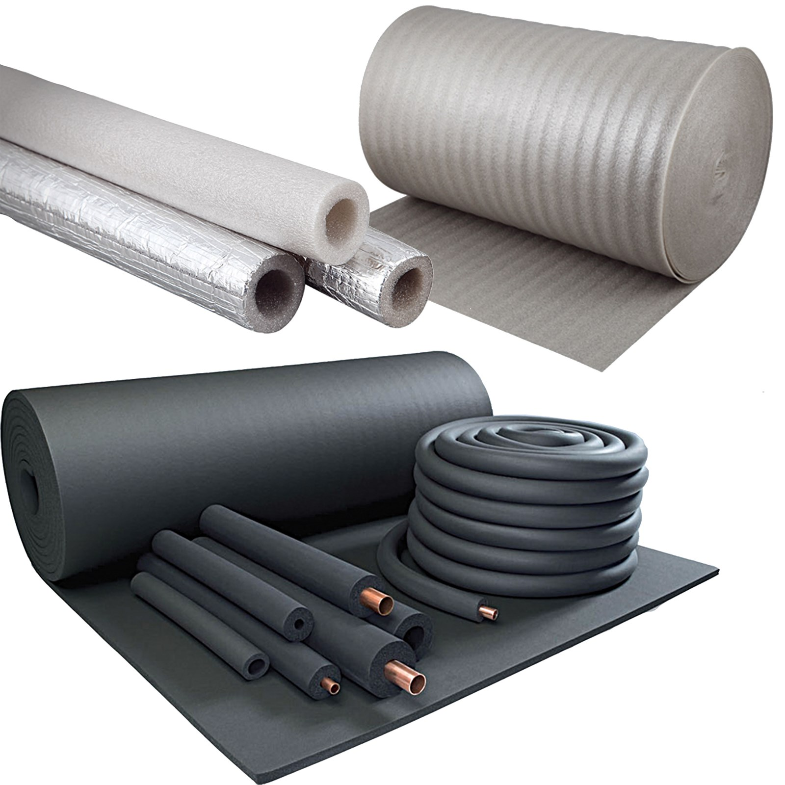 Cold Line Insulation