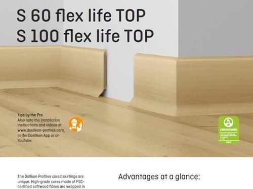 S60-S100 Flex Life Top Ürün Broşürü