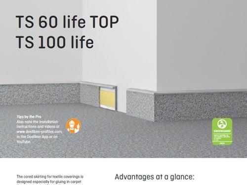 TS60 Life Top - TS100 Life Ürün Broşürü